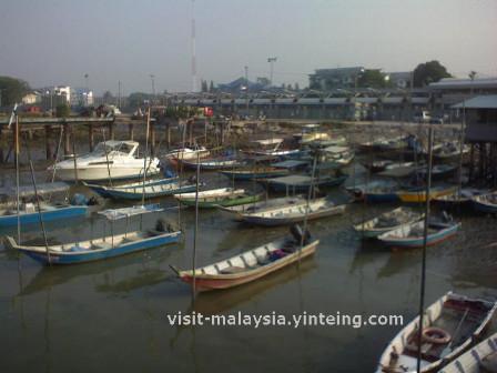 Klang Harbor (Pelabuhan Klang)