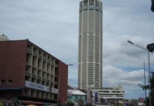 Komtar-landmark