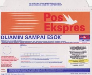 PosExpressEnvelope
