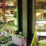 Pragin Mall next to Komtar, Penang