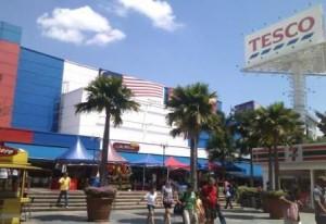 Tesco at Mutiara Damansara