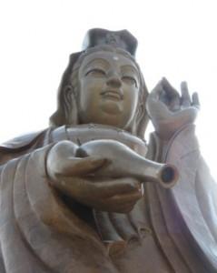KekLokSi-BronzeKuanYin