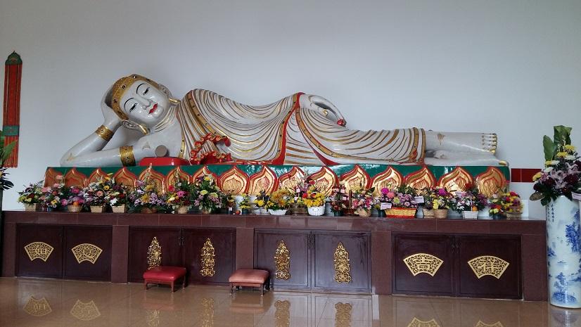 Sau Seng Lam Temple Petaling Jaya Old Town