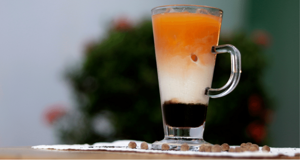 3 Layered Tea- an absolute must have when you are in Malaysia