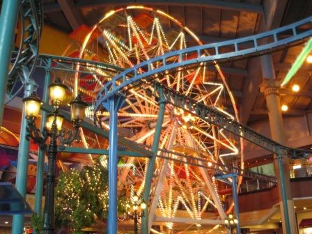 First World Theme Park, Genting Highlands Malaysia
