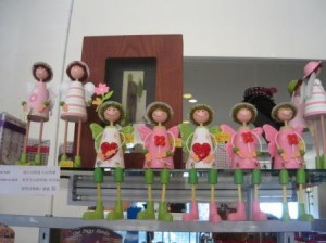 Inside a gift shop in Genting Highlands