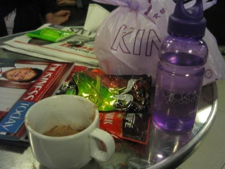 Food and drinks to bring when travelling