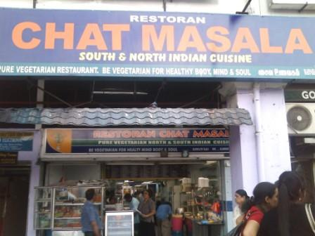 Where to get good variety of Indian vegetarian food in KL