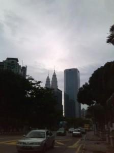 Embassies Along Jalan Ampang, Kuala Lumpur