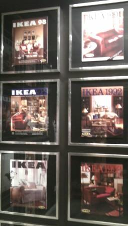 IKEA Magazine Cover Collection Thru the Years