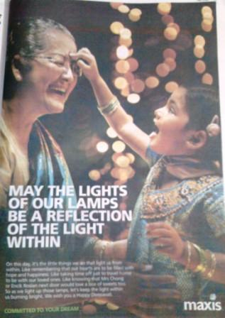 Compilation of Deepavali/ Diwali meaningful wishes/messages