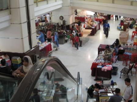 Amcorp Mall Flea Market and Bazaar