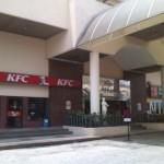 Atria Shopping Complex in Damansara Jaya