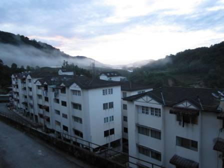 Where to rent an apartment in Cameron Highlands
