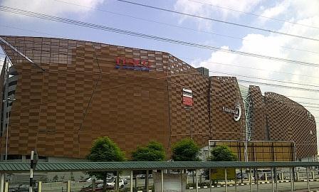 Paradigm Mall in Kelana Jaya