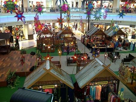 Hari Raya Decor at Shopping Mall- Curve
