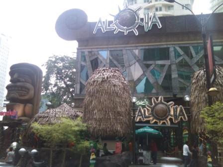 Exploring Jalan P Ramlee Kuala Lumpur