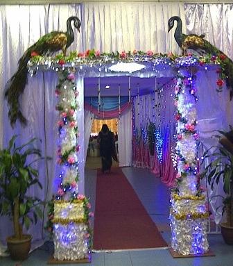 Beautiful Peacock Rangoli Or Kolam Design