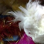 Where to Get Coloured Bird Feathers & Fluffy Boa for Craft