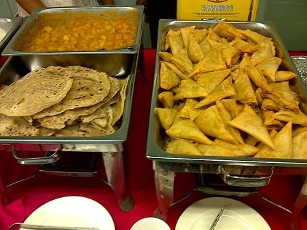 Where to get caterer for Deepavali office function in Klang Valley