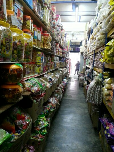 Snack food wholesaler in Petaling Jaya