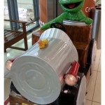 Sesame Street- Oscar the Grouch