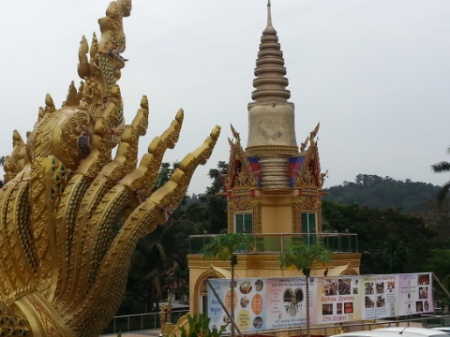 Buddhist activities/ program at Wat Chetawan, Petaling Jaya (Thai Buddhist temple)