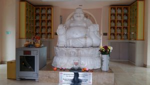 Buddha shrine