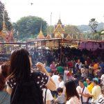 Wat Chetawan Wesak Day