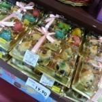 Cute handmade Mamami mooncakes