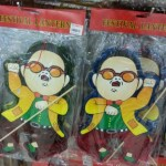 Gangnam Style Mid Autumn Tanglung laterns