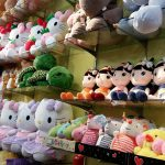 Soft toy supplier in Petaling Street KL (for gifts and flower bouquets)