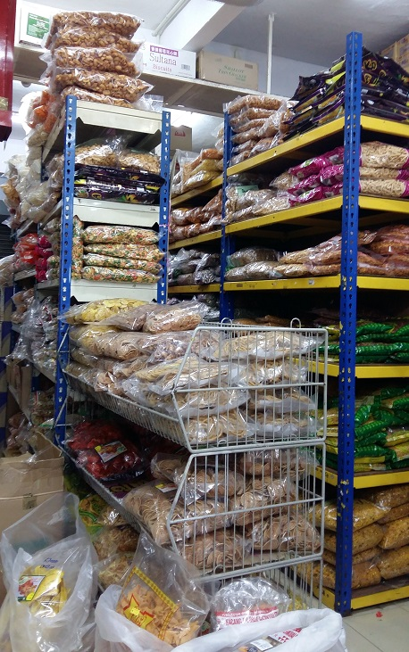 snack food supplier pj kacang putih