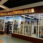 University bookstore in Petaling Jaya