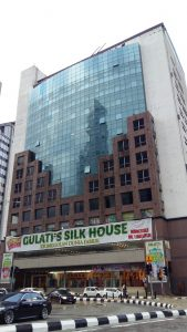 Gulati Silk House at Jalan Ampang