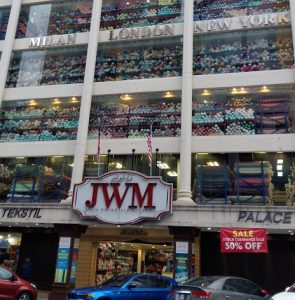 JWM clothing Masjid Jamek