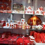 Chinese wedding gift supply items like tea set, plates, soft toys in KL & PJ