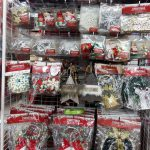Christmas Decorations sold at Daiso