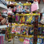 Where to Buy Party Supplies like ballons, candles, plates & children party packs