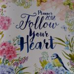 Follow Your Heart Monthly Planner thumbnail