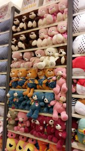 Kaison Teddy bears