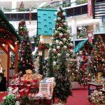 Paradigm Mall Christmas deco by Metrojaya