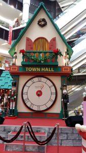 Paradigm Mall Kelana Jaya PJ Christmas decorations