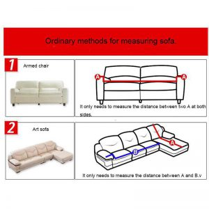 How to measure sofa when buying sofa cover
