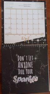 MPH Sassy Calendar