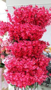 Mr DIY CNY deco flowers