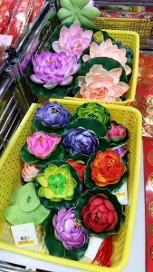 Mr DIY CNY deco lotus flowers