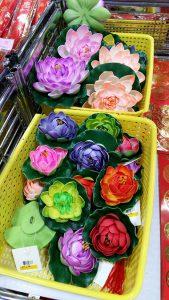 Mr DIY CNY deco lotus flowers