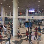 KLIA airport arrival hall