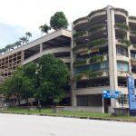 KLIA parking complex